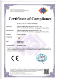 solar road stud RoHS certificate