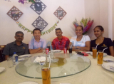 A Farewell Party For Lianhe Engineer in Fiji