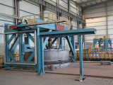 Heat Treatment - - Pit-type Carburizing Furnace
