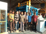 ZCJK BLOCK MAKING MACHINE INSTALLATION