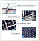 reinforcing mesh detail