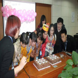 Celebrate For Staff′s Birthday