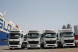 SINOTRUK HOWO A7 trailer trucks exported to Venezuela