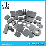 Custom ceramic ferrite magnet