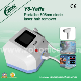Pain relief 808nm diode laser hair removal with CE certificate Y8