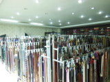 Sample rooms