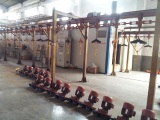 Electric Hoist Assembling Department