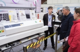 T5 reflow oven showed in RADEL exhibition