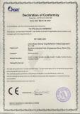 CE certificate of REFLECTOR
