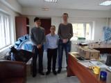 Russia customer office