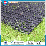 outdoor drainage rubber mat,safety rubber mat,anti-slip rubber floor mat