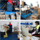 production in factory in Foshan