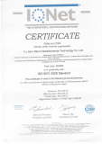 ISO 9001 Certification of OWON