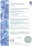 CE certificate for stator paper inserting machine
