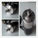 57mm 24V 90W Brushless DC Motor with Gearbox