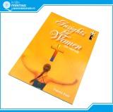 B/W paperback book printing