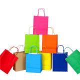Kraft Paper Bags samples