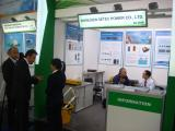 2013 Intersolar Show in Munich