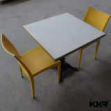 Kingkonree Solid Surface Custom Made Restaurant Tables