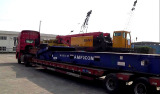 Our crane will going to India