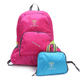 Fashion foldable backpack