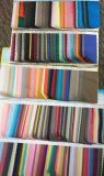 Cotton twill fabric swatches