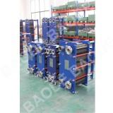 Gasket plate heat exchanger 4