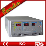 Economical High Frequency Cautery Unit of 400watts High Qualified Diathermy Machine