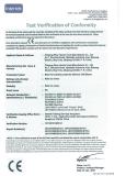 Electric Mixer EMC Certificate