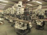 Turret Milling machine workshop