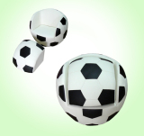 Cool and cute football baby chair and step ottoman (SXBB-28)