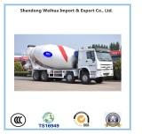 8 X4 Concrete Mixer Truck
