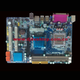 2016 Hot selling competitive price 775 socket G41 motherboard with 4 USB
