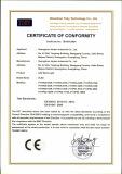 LED Work Light CE certificate