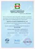 Energy Saving Certification