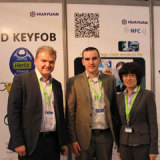 Glad to met you at Cartes 2012, Thanks for all of your supporting to our business