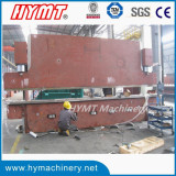 workshop of WE67Y-320x4000 hydraulic steel plate bending machine