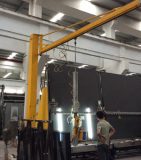 Applying on Glass Processing Line 8