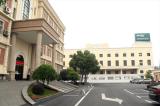 Administration Building Corner