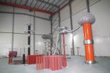 High voltage test room