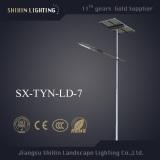 Cheap 5m 6m 20W 30W LED Solar Street Light