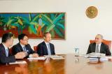 Brazilian President Michel Temer Met with XCMG Chairman WangMin