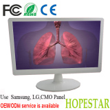"White Case Medical 19 "" Inch Dental LCD/LED TV USB Monitor"