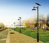 reasons for increasing popularity of solar street light