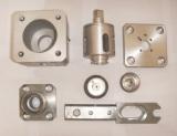 CNC machined precision part