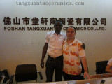 Our Tangxuantao Ceramics 2013Clients