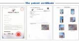 Earphone Patent Certificate - for Earphone