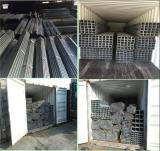 galvanized round&square tube