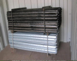 1.58KG,1.90KG,2.04 Kg Hot-Dip Galvanized Steel Star Picket for Australia Market