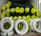 PVC Coated Chain Link Fence /Chain Link Wire Mesh